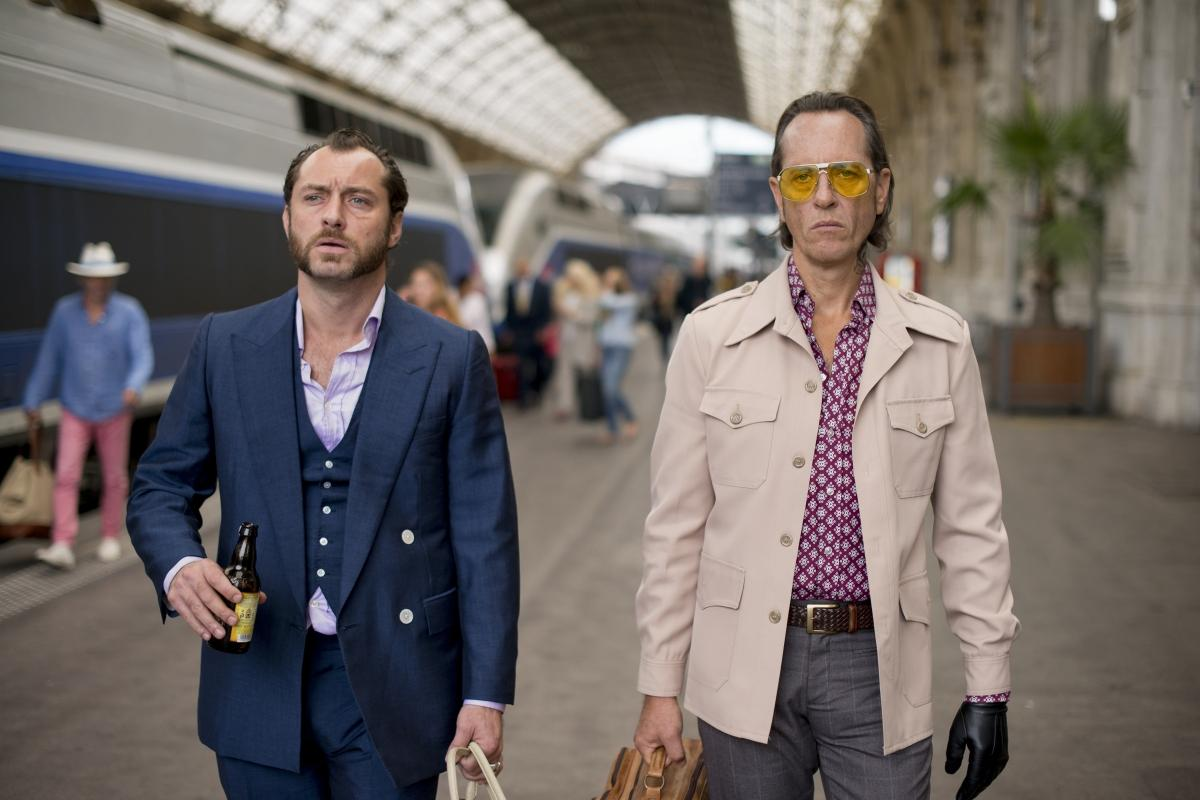 Movie Review: Jude Law Hits Rock Bottom In 'Dom Hemingway'