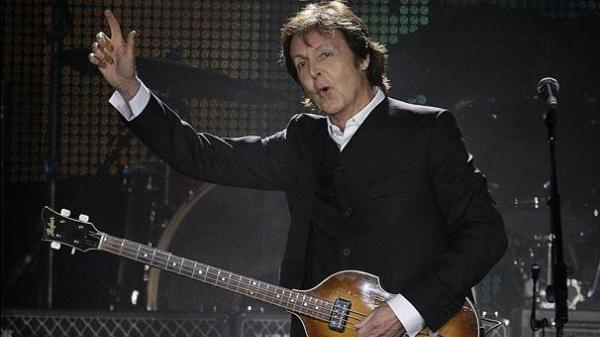 Paul McCartney Could Choose Levi's Stadium Over Candlestick for Local Show