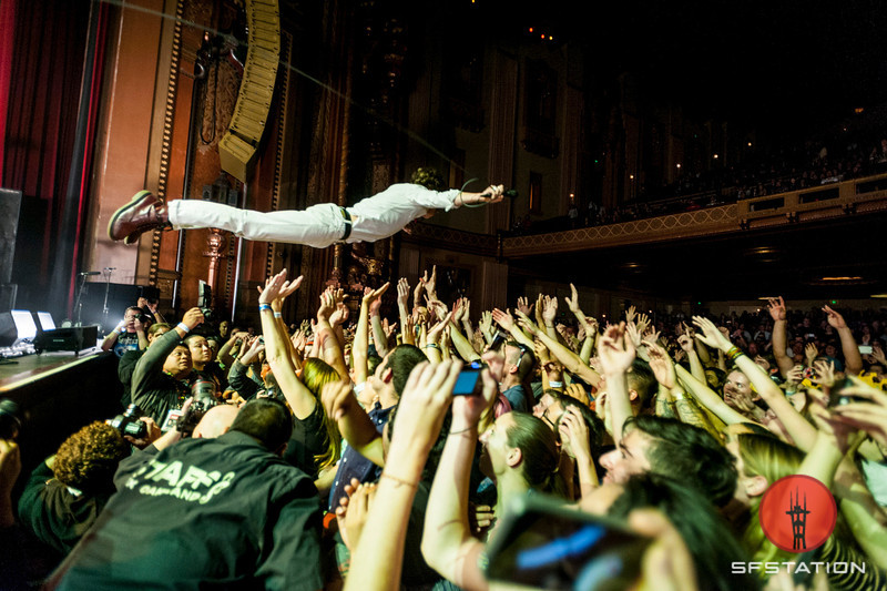 Photos: Cage the Elephant Soars at Fox Theater