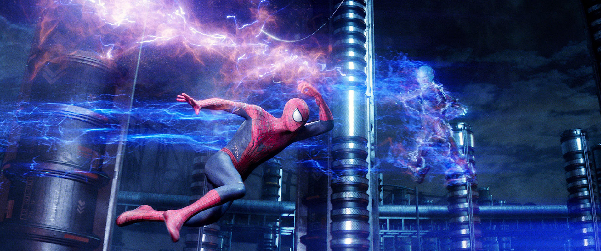 Movie Review: Andrew Garfield Swings Again In Unnecessary Spider-Man 2