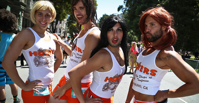 Photos: Wild in the Streets at Bay To Breakers