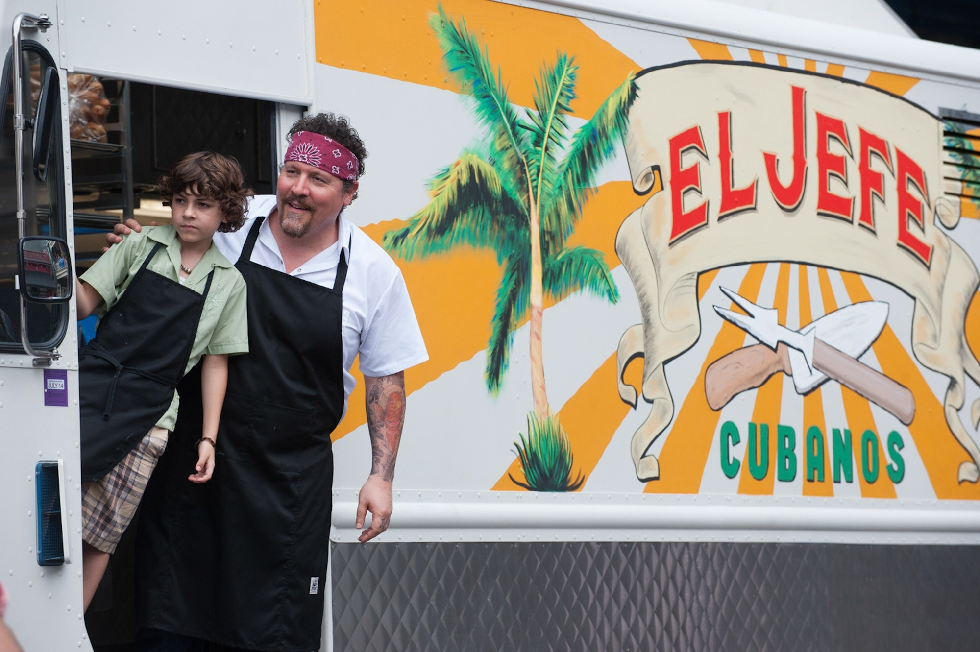 Movie Review: 'Chef' Is A Delectable Treat