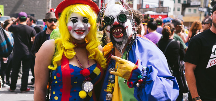 Freaky, Sexy, Fun Photos From How Weird Street Faire