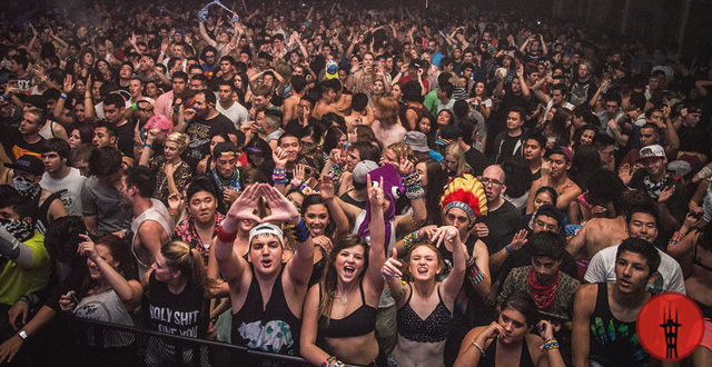 Photos: Party Time With Kill the Noise and Mat Zo at Regency Ballroom