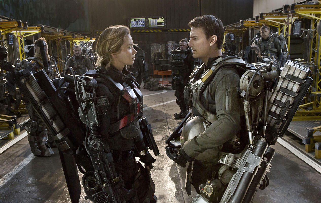 Movie Review: 'Edge of Tomorrow' Thrills Today