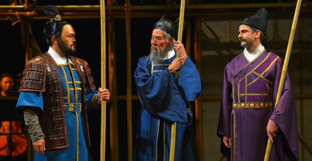 Stage Review: Loyalty and Betrayal in The Orphan of Zhao