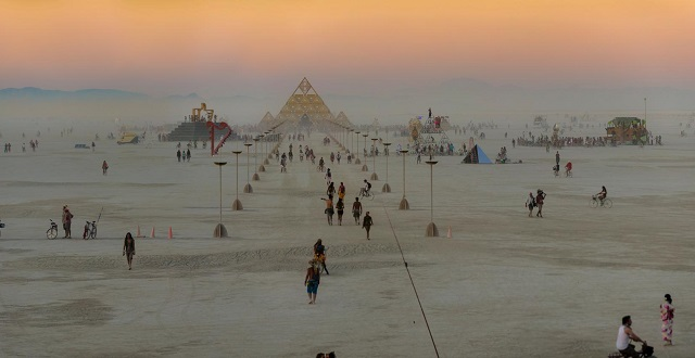 Burning Man Video Wins Northern California Emmy