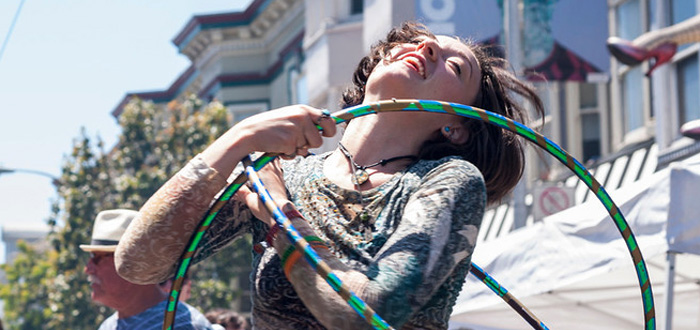 Photos: Dancing in the Street at Haight-Ashbury Street Fair