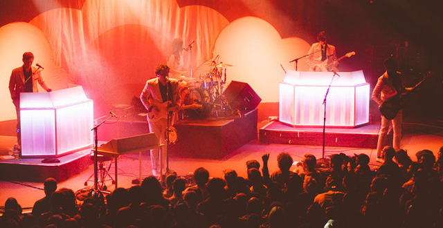 Photos: 'Love Letters' With Metronomy at the Fillmore