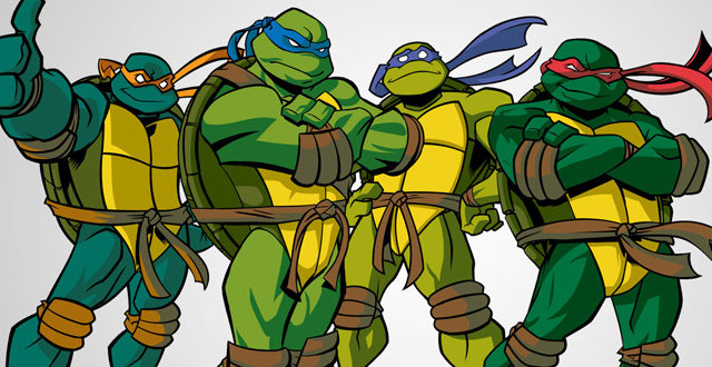 Cowabunga, dude! The Teenage Mutant Ninja Turtles Turn 30 in San Francisco