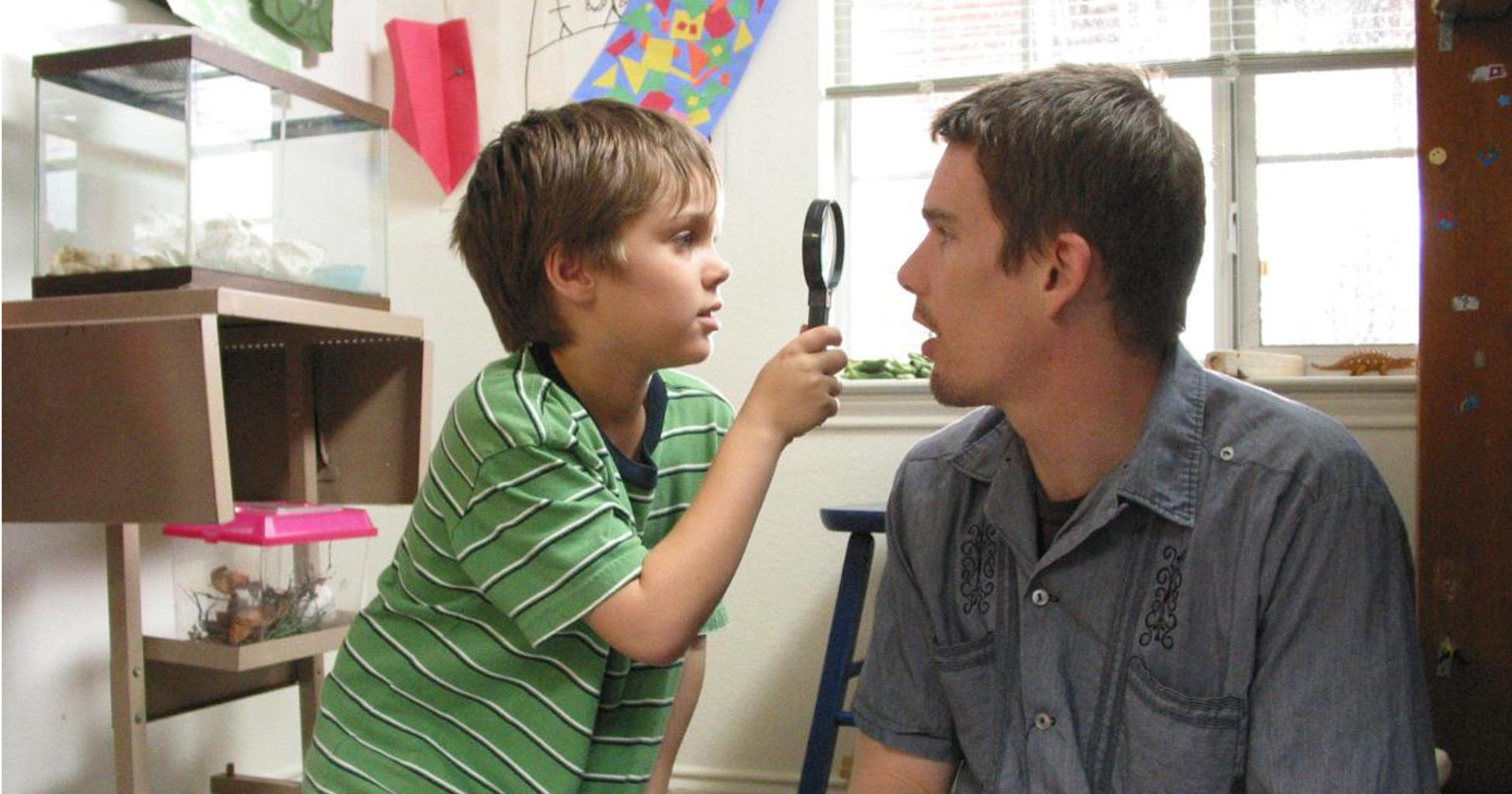 Movie Review: 'Boyhood' Forgoes Growing Pains