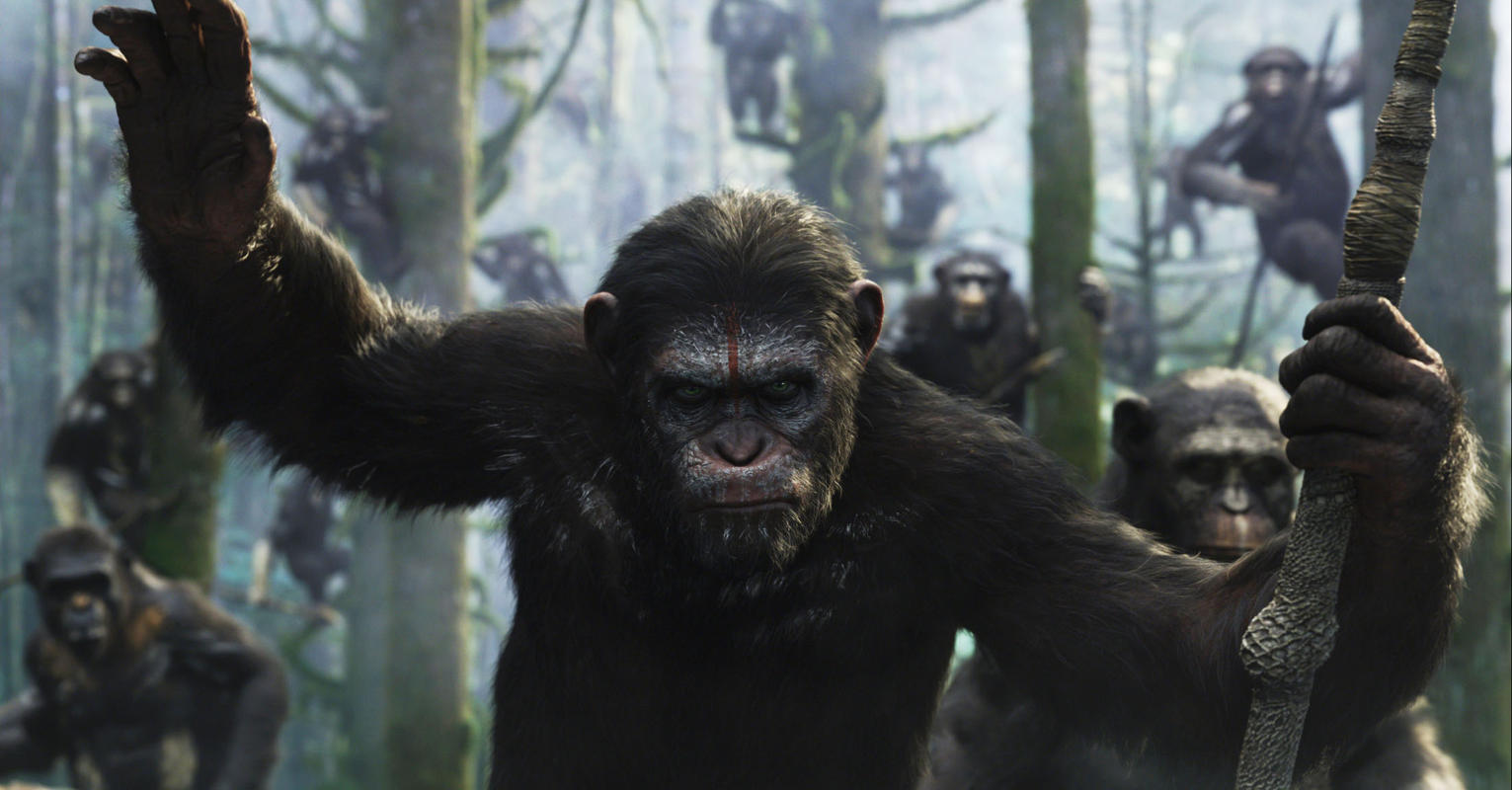 Movie Review: Hit Snooze on 'Dawn of the Planet of the Apes'