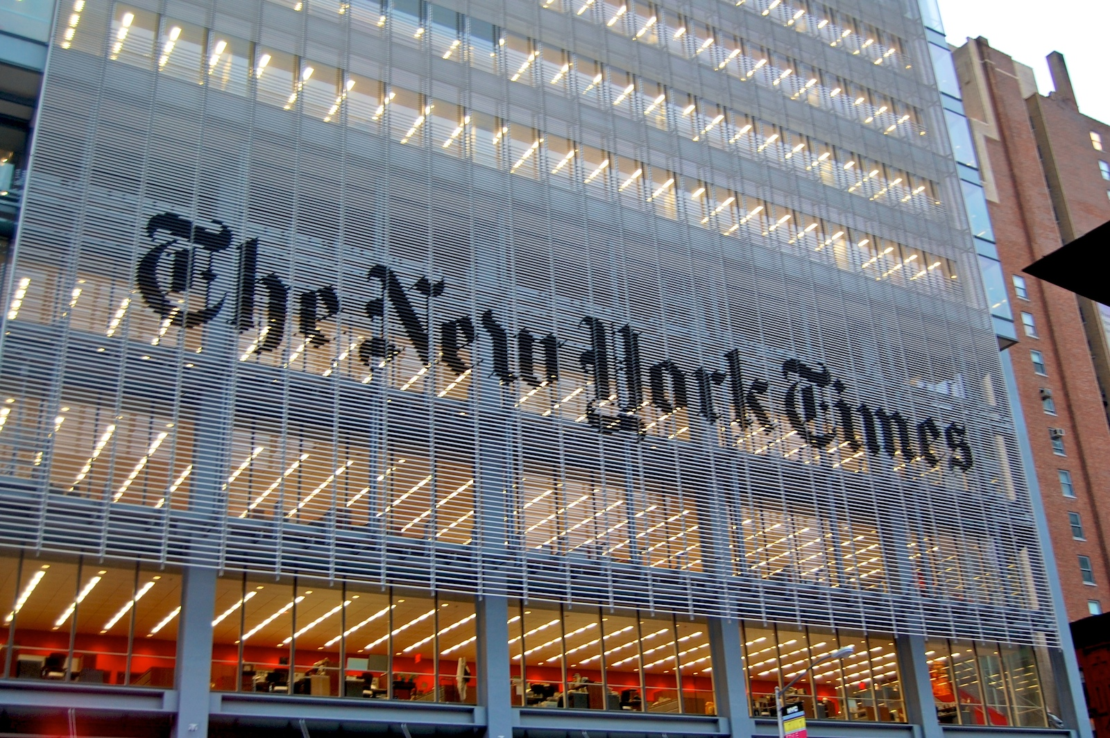 The New York Times Pushes for Legal Marijuana
