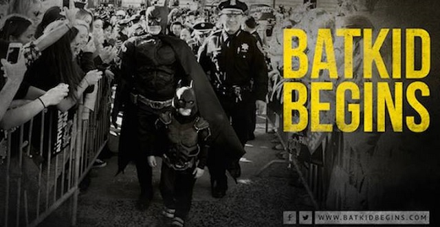 Crowdfunding Campaign Launched for Batkid Documentary