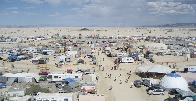 Burning Man to Expand to 10 Days This Year
