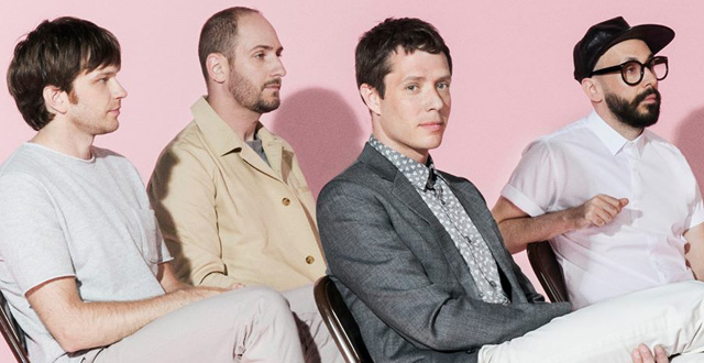 OK Go Rolls Through the Bay in Support of New Album