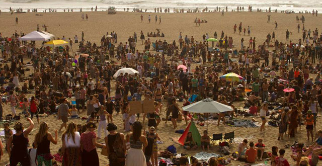 Silent Frisco Announces Ocean Beach Hush Fest