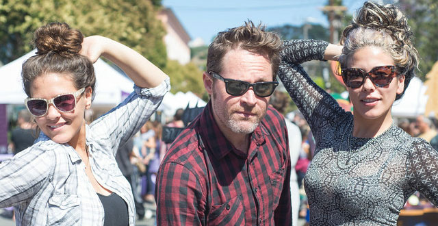 Photos: Party Pics From 20th Street Block Party