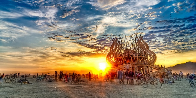 Burning Man Reopens After Rain Delay, Watch the Live Stream Video