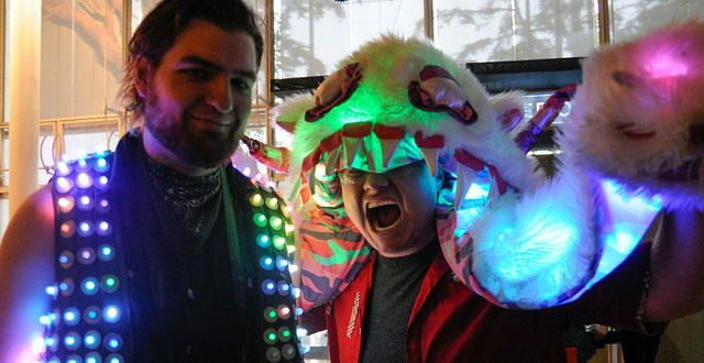 Photos: Party Shots from Nightlife Live at California Academy of Sciences