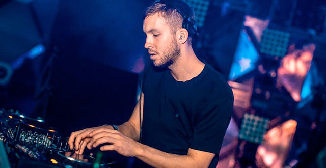 Calvin Harris Tops Forbes List of Highest-Paid DJs