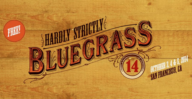 Lineup Details Revealed for Hardly Strictly Bluegrass