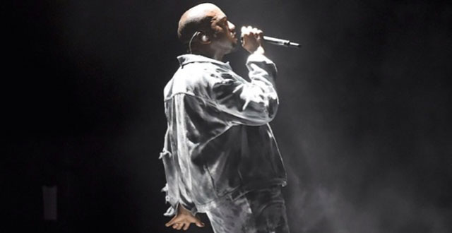Review: Kanye Gets Weird at Outside Lands