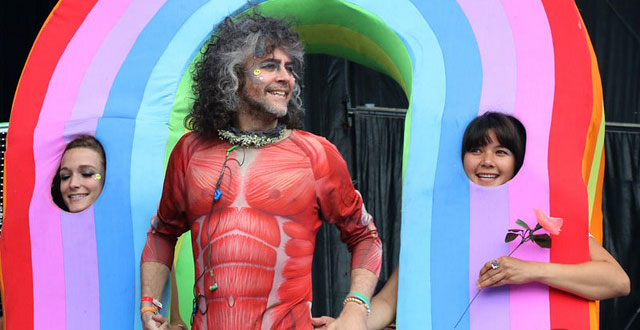 Outside Lands Day 3 Photos: Flaming Lips, Tiesto, Lykke Li and More