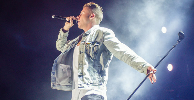 Outside Lands Day 2 Photos: Macklemore, Haim, Capital Cities and More