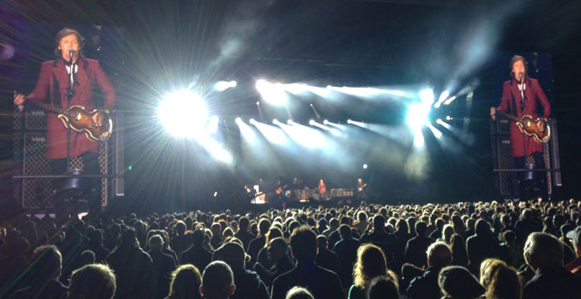 Review: Paul McCartney Closes Candlestick Park in Style