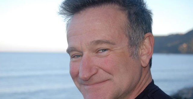 Robin Williams Found Dead in Marin