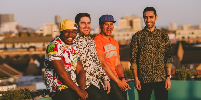 Rudimental's Piers Agget Discusses New Album Before 1015 Folsom Gig