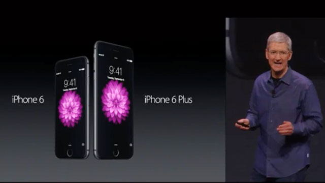 Video: Apple Introduces iPhone 6, Apple Watch