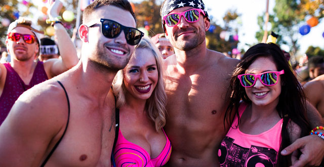 Photos: More EDM Party Pics at Beyond Wonderland, Day 2