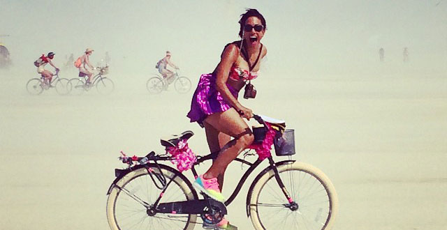 51 Awesome Burning Man Instagram Photos