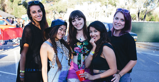 Photos: Party Pics from Dirtybird BBQ at Treasure Island