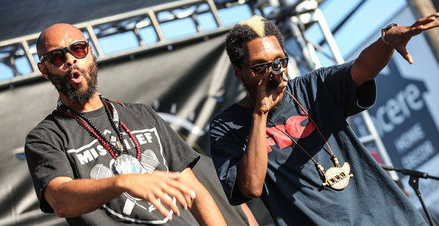 Photos: Hiero Day Celebrates Bay Area Hip Hop