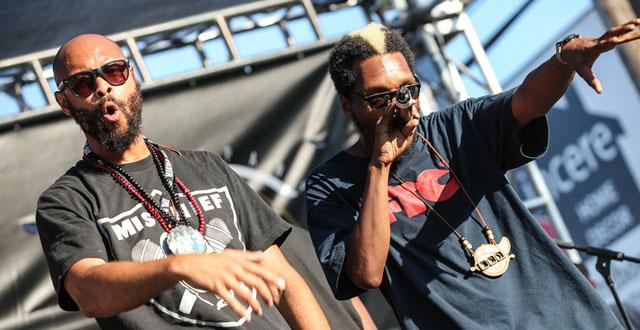 Photos: Hiero Day Celebrates Bay Area Hip Hop