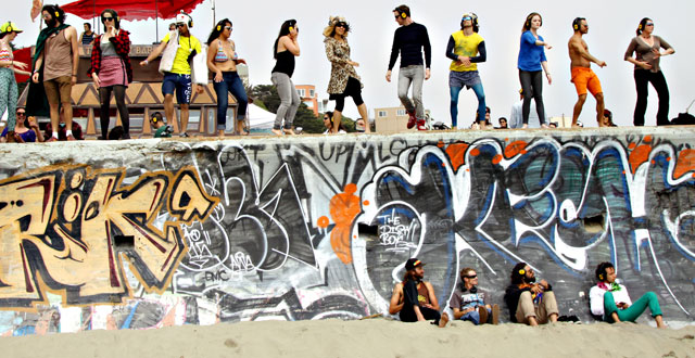 Hot Ticket: Silent Frisco Brings HushFest to Ocean Beach