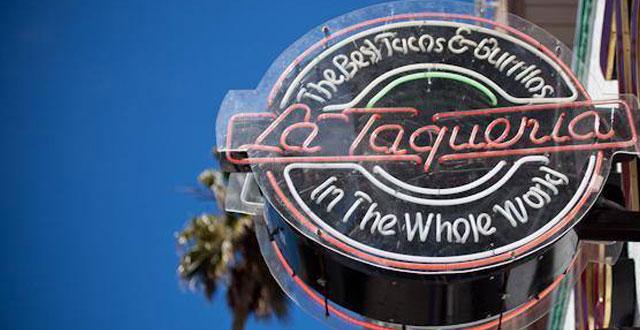 La Taqueria Named America's Best Burrito
