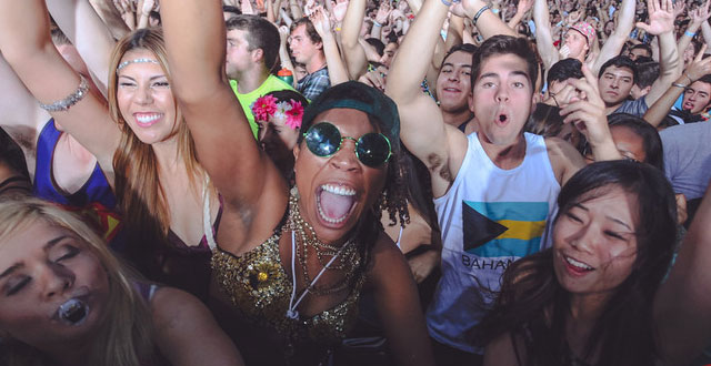 Photos: Diplo's Mad Decent Block Party Takes Over Berkeley