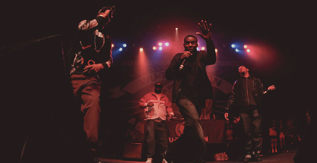 Photos: Wu-Tang and Souls of Mischief at the Warfield