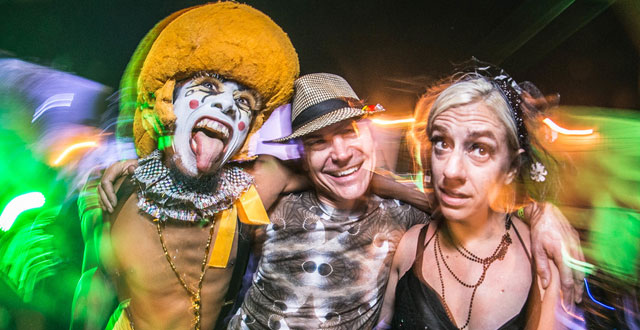 Photos: Decompression Brings Last Blast of Burning Man to San Francisco