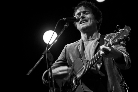 Review: Singer/Songwriter Damien Rice Makes a Rare Appearance in SF