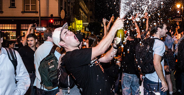 Photos: Giants World Series Celebrations