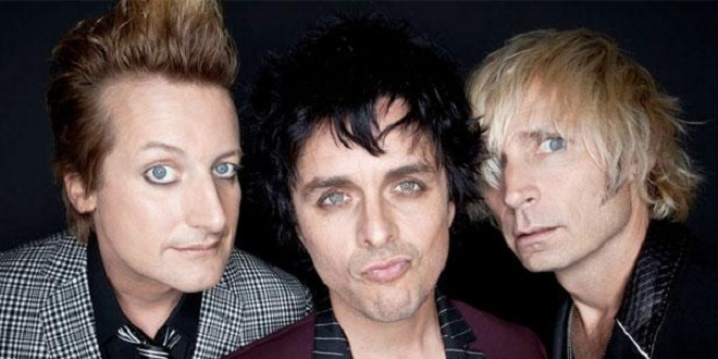 Berkeley's Green Day Nominated for Rock & Roll Hall of Fame