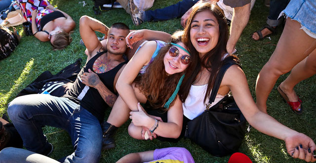 Photos: Smiles and Sunshine at Hardly Strictly Bluegrass