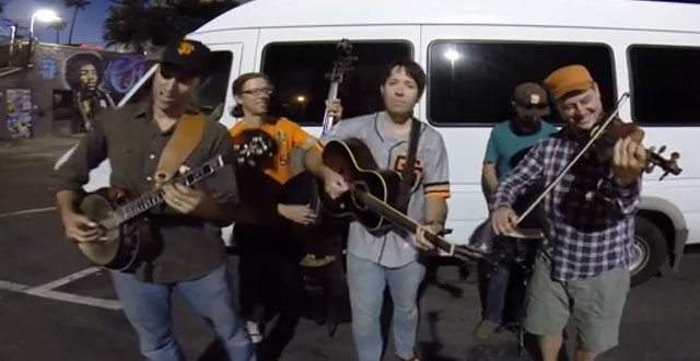 Video: Hot Buttered Rum Giants Theme Song