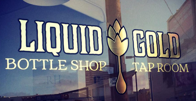 Liquid Gold Bottle Shop and Tap Room to Open on Nob Hill