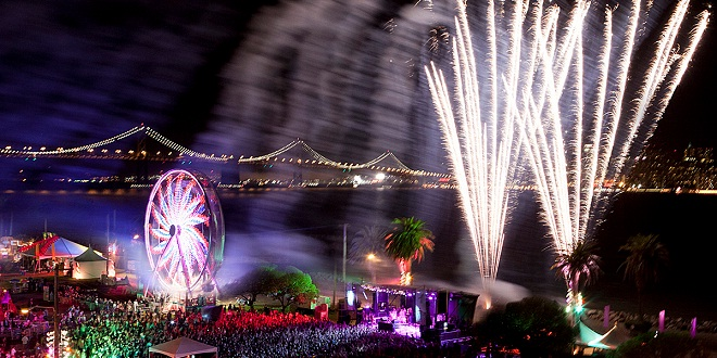 The Ultimate Treasure Island Music Festival Playlist